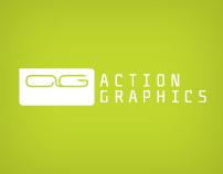 Action Graphics Branding