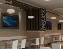 İnterior Design-Restaurant