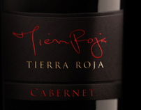 Wine Branding & Packaging - Tierra Roja
