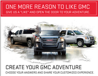 GMC Welcome Tab