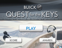 Buick Facebook Game