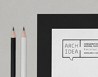Arch Idea identity & website