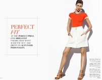 Taylor Marie Hill Fashion Editorial