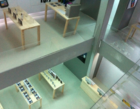 Apple Store Miniature