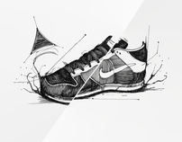 tribute to nike