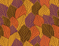 Autumns Splendor Pattern Collection