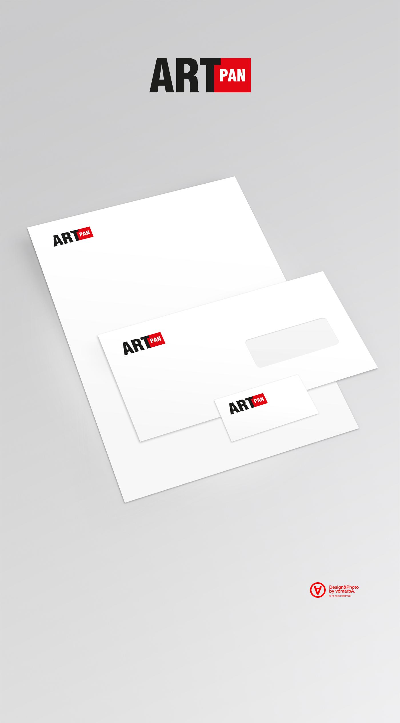 ART Pan / Logo design