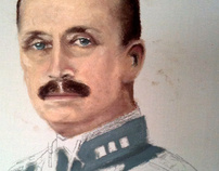 Oil Painting / Mannerheim