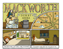 Mackworth - a comic book story