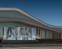 environment: Las Vegas Convention Center