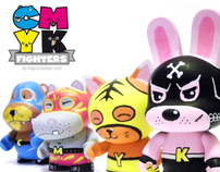 CMYK Fighters