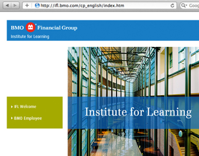 BMO Financial Group, Institute for Learning