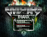 Empire Traxx (Logo and Branding)