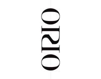 ORIO jewellery - identity