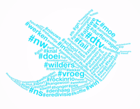 Twitter top trending topics The Netherlands september