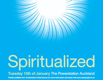 Spiritualized tour poster