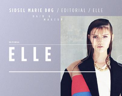 Sidsel Marie Bøg – Hair & Makeup