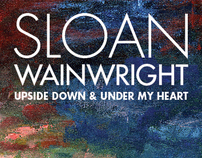Sloan Wainwright CD Art Direction, Painting and Design