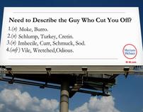 Merriam Webster Thesaurus // ooh