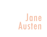 Book Cover Series: Jane Austen