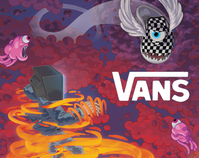 Press Dossier for Vans (Spain-France)