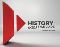 History Off-Air Style Guide