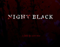 Night Black: A Fable