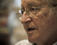 A sitting with Noam Chomsky