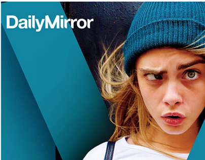 Daily Mirror Re-branded