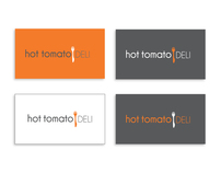 Hot Tomato Deli Corporate Identity