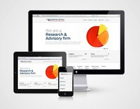 Responsive Website for Headstream Advisory