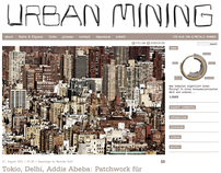 Urban Mining - digital branding