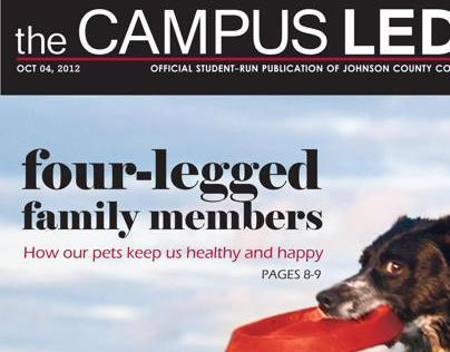 Campus Ledger - Design