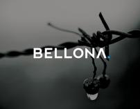 Corporate identity for Bellona