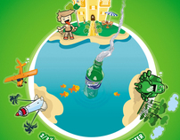 ILLUSTRATIONS FOR SPRITE