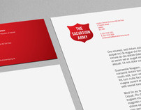Salvation Army Re-brand