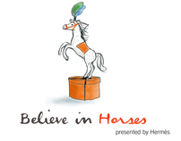 BELIEVE IN HORSES - HERMÈS PARIS CHARITY-EVENT CONCEPT