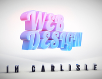 Web Design in Carlisle, UK