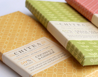 Chitra Artisan Chocolates: Logo & Packaging
