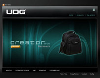UDG (Ultimate DJ Gear)
