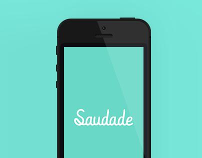 Saudade App