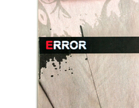 Catalog for Error