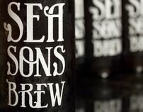 Sea Sons Brew Packaging