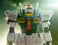 7FT Gundam - Ultimate Papercraft