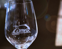 Logo for restaurant «Come In»