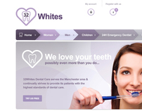 32 Whites Dentist Site