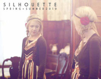 Silhouette // Spring Catalog Layout + Photography