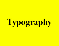 Typogoraphy vol 1