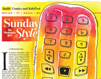 Washington Post Sunday Style