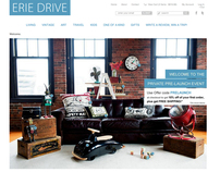 Erie Drive E-Commerce Site
